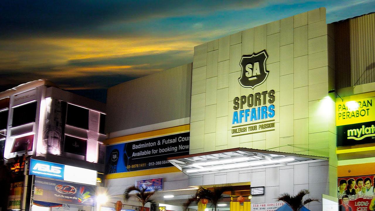 Sports Affairs